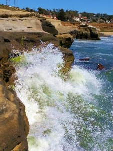 Wave Splash Sunset Cliffs.jpg