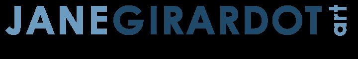 Jane Girardot Art Retina Logo
