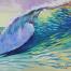 Evening Surf - Jane Girardot Art