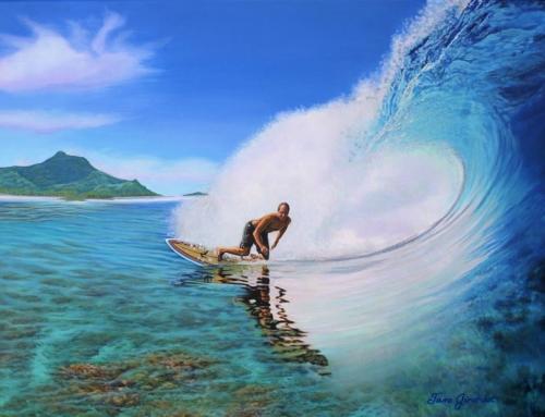Surfing Dan