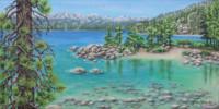 Sand Beach Lake Tahoe